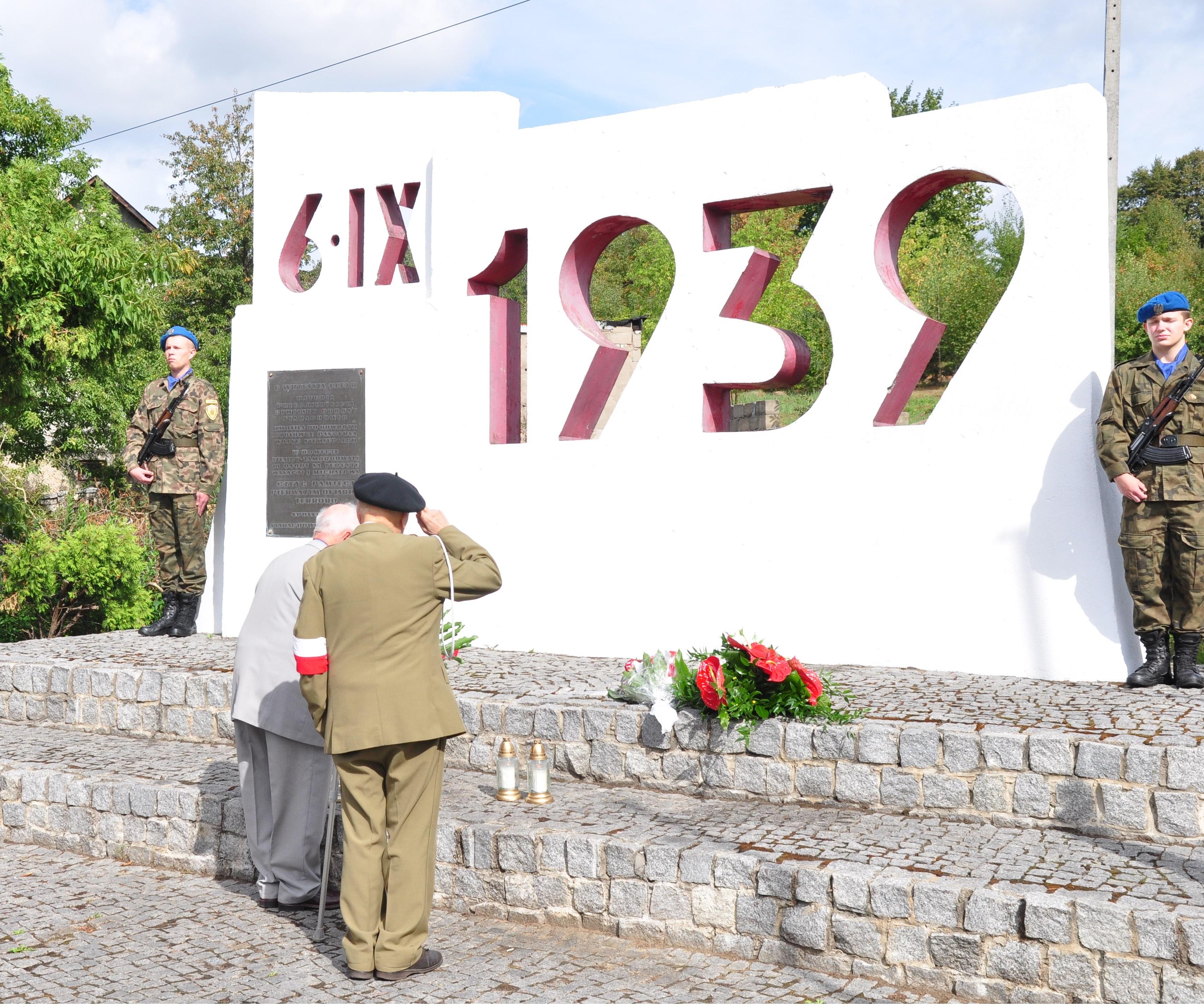78. rocznica obrony Starachowic