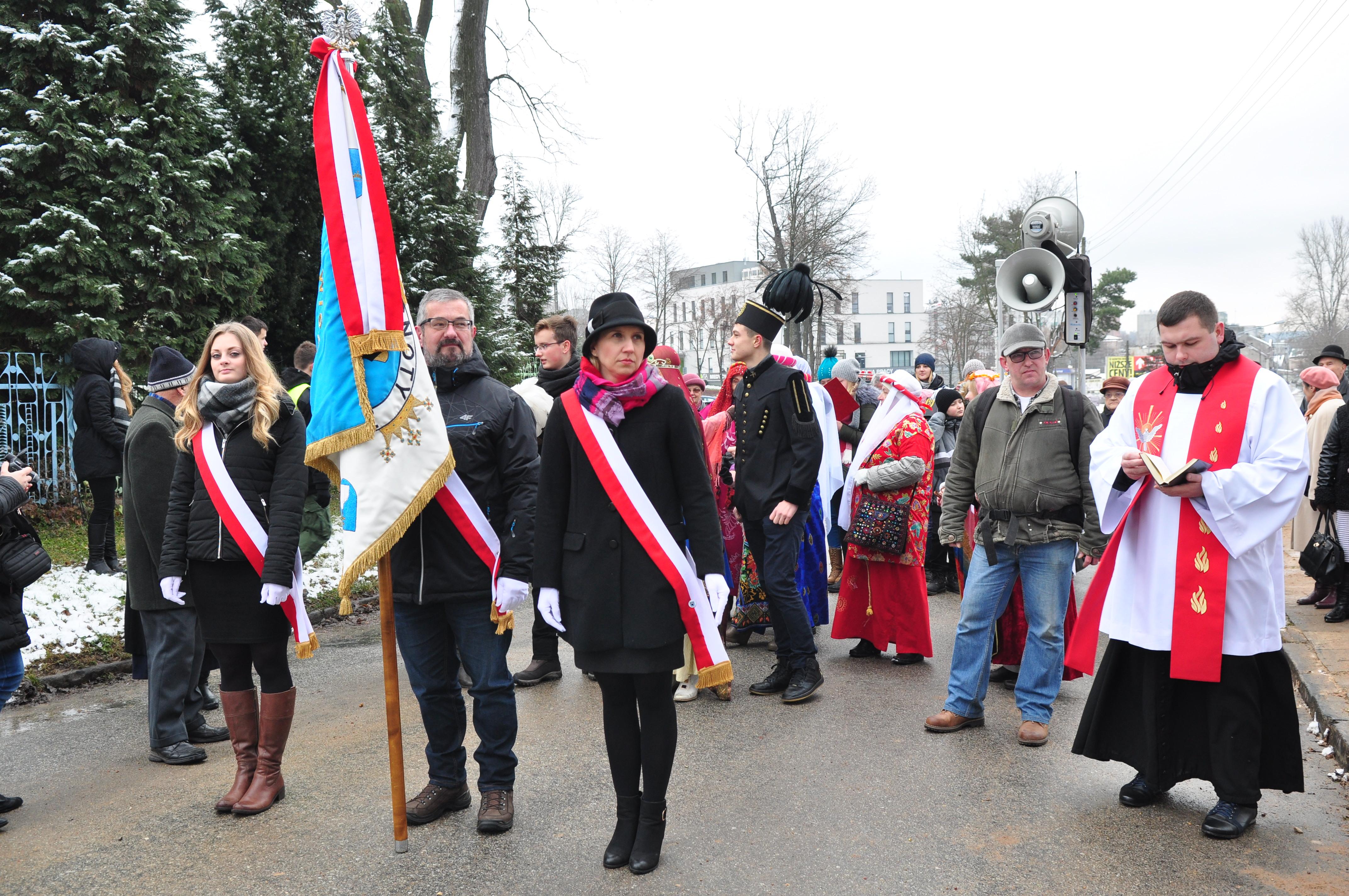 Uroczystość św. Barbary, patronki miasta