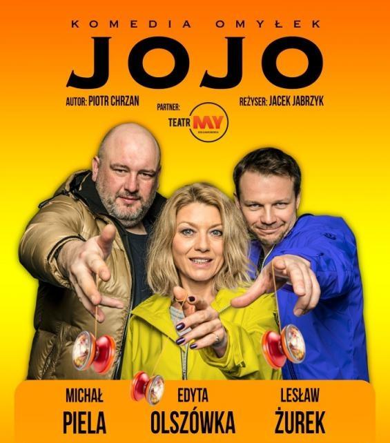 """Jojo"" - komedia omyłek Teatru ""My""."
