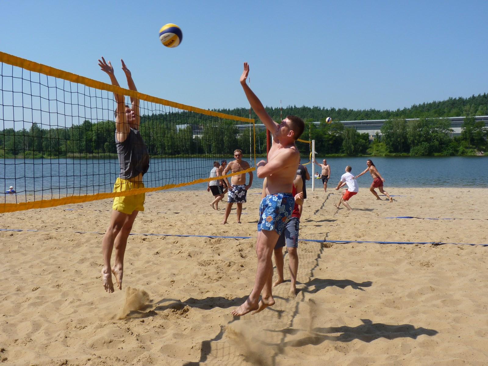 Grand Prix Starachowic w siatkówce plażowej